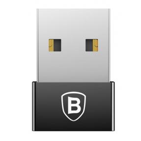 Адаптер Baseus Exquisite Type-C на USB 2.4A