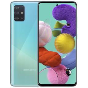 Samsung A515F Galaxy A51 6/128 (Blue) EU - Официальный