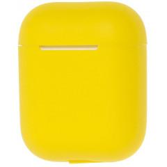 Чехол для AirPods XO Colors (желтый)