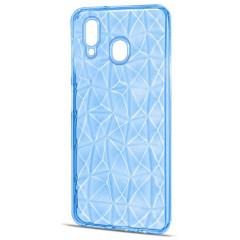 Чехол Prism Samsung Galaxy A20/A30 (синий)