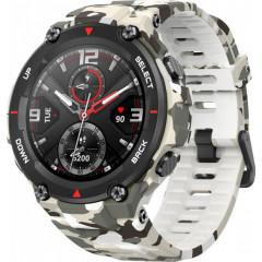 Смарт-часы Amazfit T-Rex (Camo Green) EU - Официальный