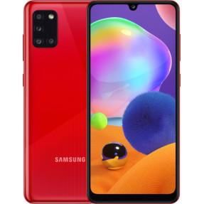 Samsung A315F Galaxy A31 4/64 (Red) EU - Официальный