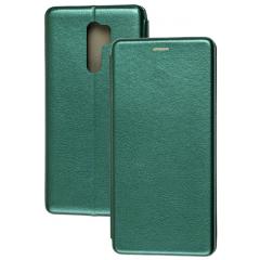 Книга Premium Xiaomi Redmi 9 (зеленый)