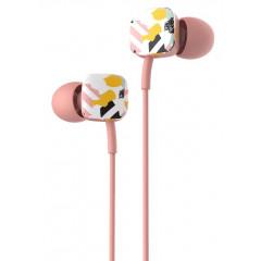 Вакуумные наушники-гарнитура Havit HV-E58P (Pink)