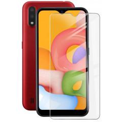 Стекло Samsung Galaxy A01 (прозрачный)