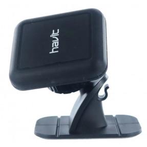 Автомобильный держатель Havit HV-H711 магнитный (черный)