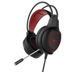 Накладные наушники Havit HV-H2239D Gaming (Black/Red)
