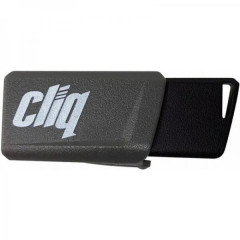 Флешка USB Patriot Cliq 64 GB (Grey) PSF64GCL3USB