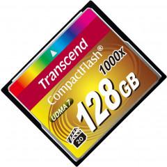 Transcend 1000x CompactFlash (Ultimate)[TS128GCF1000]