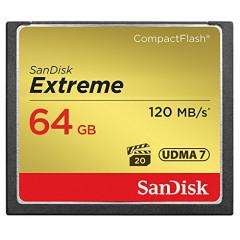 SanDisk Extreme CompactFlash[SDCFXSB-064G-G46]
