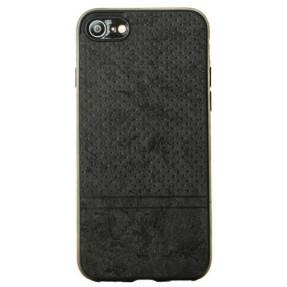Чехол Velvet iPhone 7/8 (черный)
