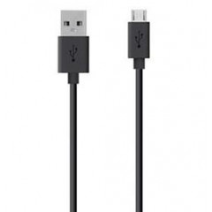 Belkin USB 2.0 Mixit Micro USB Charge/Sync Cable[F2CU012bt2M-BLK]