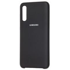 Чехол Silky Samsung Galaxy A50 / A50s / A30s (черный)