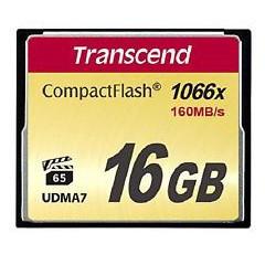 Transcend 1000x CompactFlash (Ultimate)[TS16GCF1000]