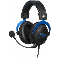 HyperX Cloud Gaming Headset for PS4 Black/Blue