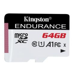 Kingston High Endurance microSD[SDCE/64GB]