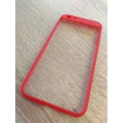 Чехол-накладка Auto Focus iPhone 6/6s (красный)