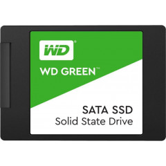 "WD 2.5"" Green SATA[WDS120G2G0A]"