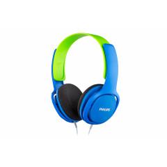 Philips SHK2000 Over-Ear[Blue]