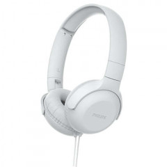 Philips UpBeat TAUH201 Over-Ear Mic[White]