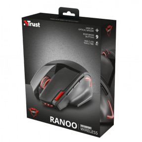 Trust GXT130 RANOO WL BLACK