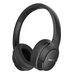 Philips ActionFit TASH402 Over-Ear Wireless Mic Black