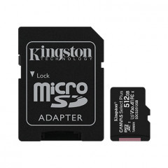 Kingston Canvas Select Plus microSD[SDCS2/512GB]