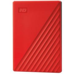 WD My Passport USB 3.2 Gen 1[WDBPKJ0040BRD-WESN]