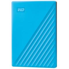 WD My Passport USB 3.2 Gen 1[WDBYVG0020BBL-WESN]