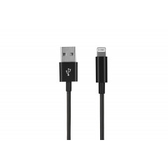 2E Кабель USB 2.0 to Lightning Cable Molding Type[2E-CCLAB-BL]
