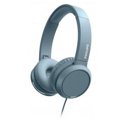 Philips TAH4105 On-ear Mic[TAH4105BL]