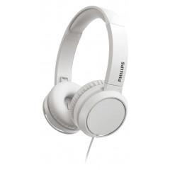 Philips TAH4105 On-ear Mic[TAH4105WT]