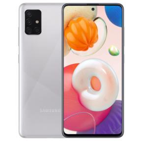 Samsung A515F Galaxy A51 4/64 (Metallic Silver) EU - Официальный