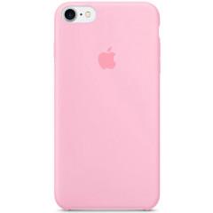 Чехол Silicone Case iPhone 7/8/SE 2020 (розовый)