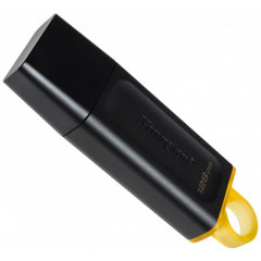 Флешка USB Kingston DT Exodia 128GB (Black/Yellow)