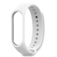 Ремешок для Xiaomi Band 3/4 (White)