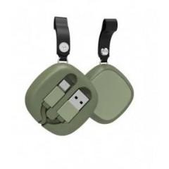Кабель Havit HV-H640 Micro USB (зеленый)