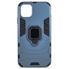 Чехол Armor + подставка iPhone 11 Pro Max (серый)