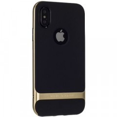 Чехол-накладка Rock Royce iPhone X (золотой)
