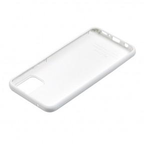 Чехол Silicone Case Samsung Galaxy A31 (белый)