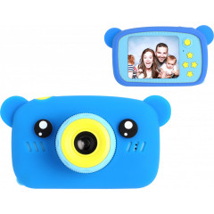 Детская камера XoKo KVR-005 Bear (Blue)