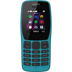Nokia 110 Dual Sim (Blue) TA-1192