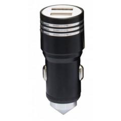 Автомобильное зарядное устройство Hammer II WIN-010 2.4A