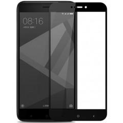 Защитное стекло Xiaomi Redmi 4x (3D Black) 0.33mm