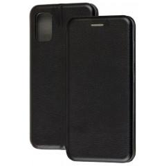 Книга Premium Samsung Galaxy A41 (черный)