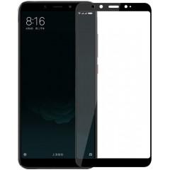 Стекло Xiaomi Mi A2/6x (3D Black) 0.33mm