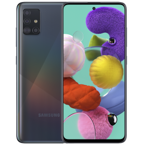 Samsung A515F Galaxy A51 4/64 (Black) EU - Официальный