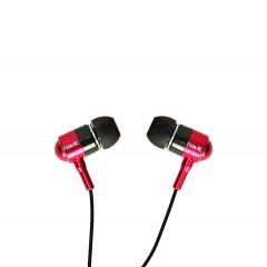 Вакуумные наушники-гарнитура Havit HV-L670 (Red)