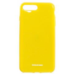 Чехол Molan iPhone 7 Plus (желтый)