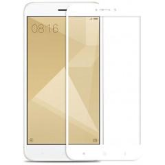 Защитное стекло Xiaomi Redmi 4x (5D White) 0.33mm